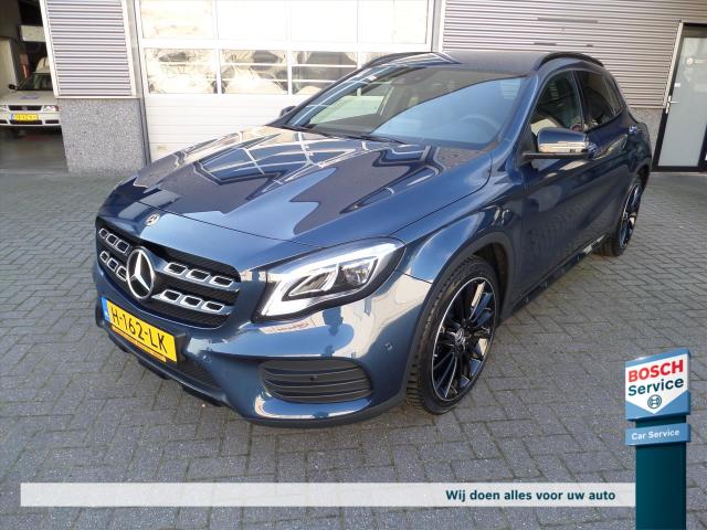 Mercedes-Benz-GLA-Klasse